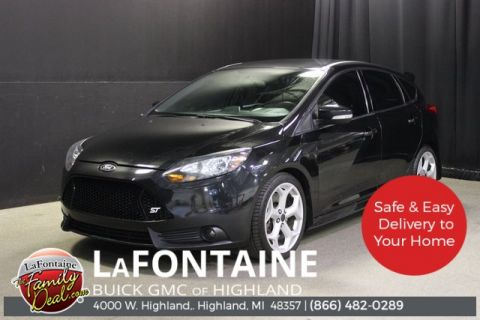 Pre-Owned 2014 Ford Focus ST FWD 4D Hatchback