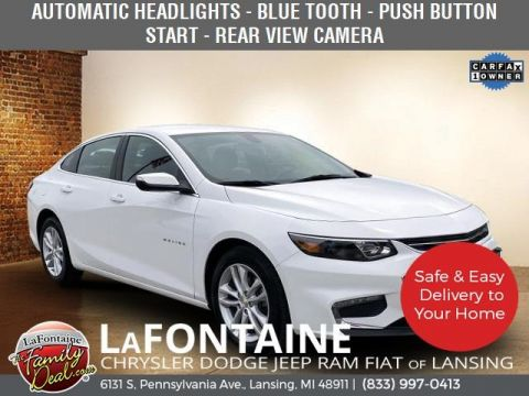Pre-Owned 2018 Chevrolet Malibu LT FWD 4D Sedan