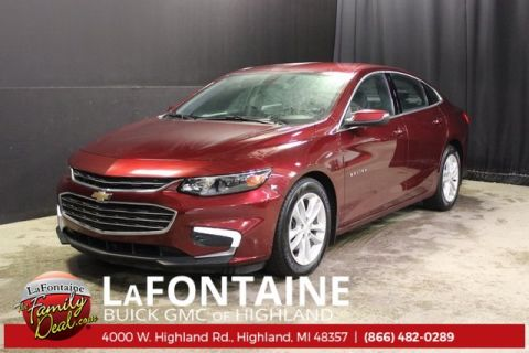 Certified Pre-Owned 2016 Chevrolet Malibu 1LT FWD 4D Sedan