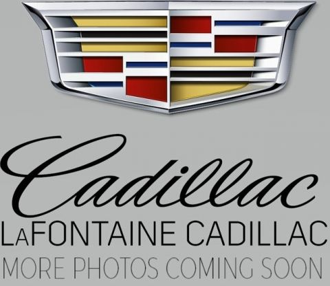 Certified Pre-Owned 2017 Cadillac ATS 2.0L Turbo AWD 4D Sedan