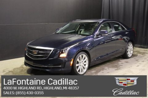 2017 Cadillac ATS 2.0L Turbo Luxury AWD