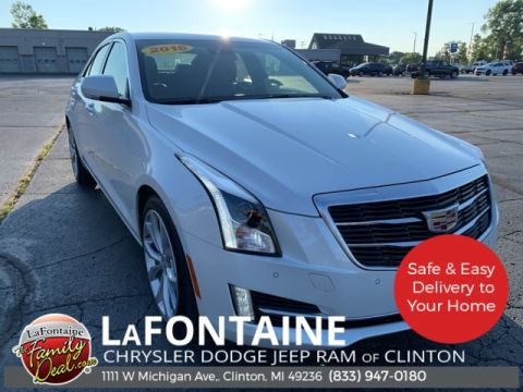 2016 Cadillac ATS 2.0L Turbo Performance