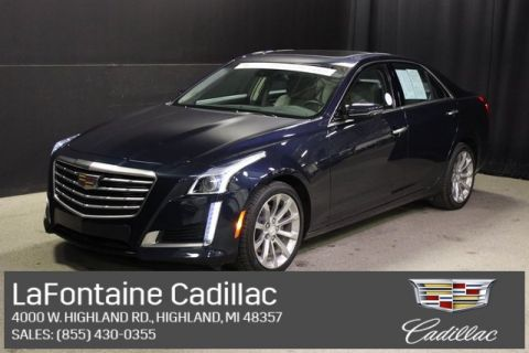 2019 Cadillac CTS 2.0L Turbo Luxury AWD NAV