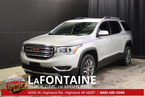 Certified Pre-Owned 2019 GMC Acadia SLT-1 AWD AWD 4D Sport Utility