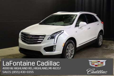 Certified Pre-Owned 2017 Cadillac XT5 Luxury AWD AWD 4D Sport Utility