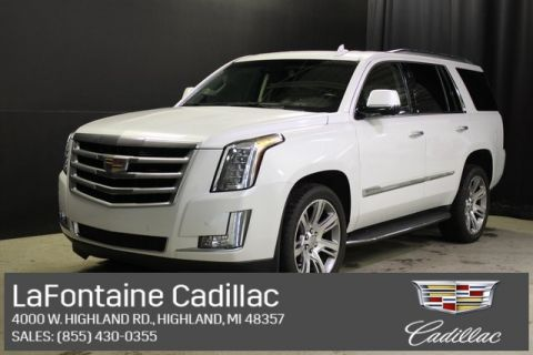 2016 Cadillac Escalade Luxury 4WD   CERTIFIED