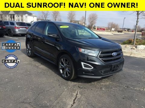 Pre-Owned 2016 Ford Edge Sport AWD 4D Sport Utility
