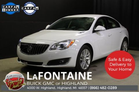 Certified Pre-Owned 2017 Buick Regal Premium II FWD 4D Sedan