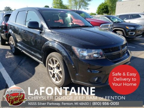 Pre-Owned 2017 Dodge Journey GT AWD 4D Sport Utility