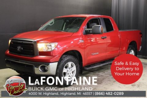 Pre-Owned 2012 Toyota Tundra Limited 4WD 4D Double Cab
