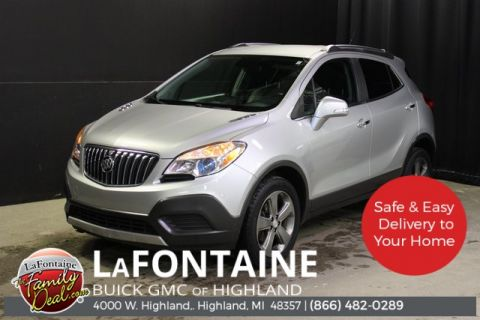 Pre-Owned 2014 Buick Encore Base AWD AWD 4D Sport Utility