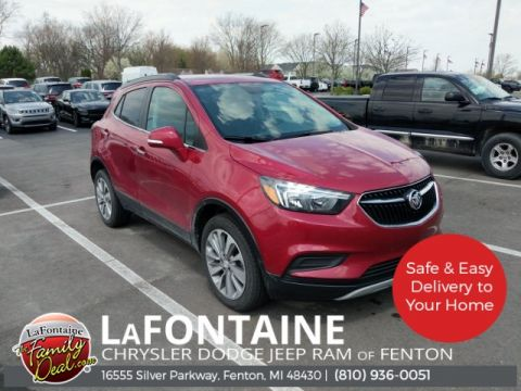 Pre-Owned 2018 Buick Encore Preferred AWD 4D Sport Utility