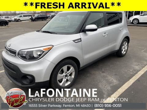 Pre-Owned 2019 Kia Soul Base FWD 4D Hatchback