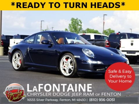 Pre-Owned 2006 Porsche 911 Carrera S RWD 2D Coupe
